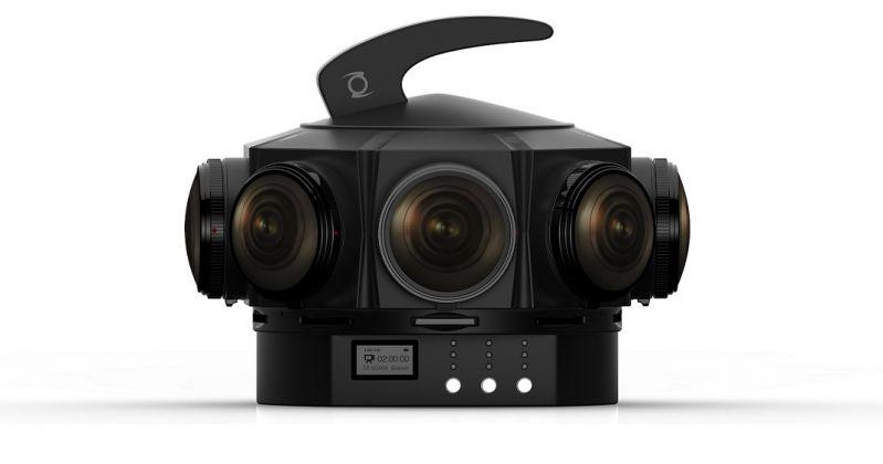 NVIDIA 首度展示結合 Isaac 與 Holodeck技術的AI機器人並推出 VRWorks 360 Video SDK