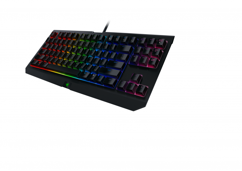 RAZER推出最新 Blackwidow TE Chroma V2電競鍵盤