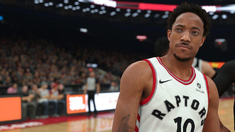 2K釋出《NBA 2K18》的美學影片