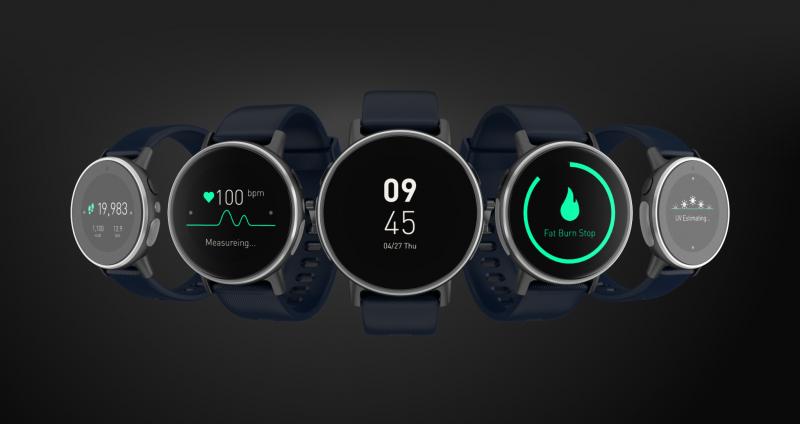 宏碁2017臺北世大運聯名款智慧型手錶 Acer Leap Ware 限量開賣