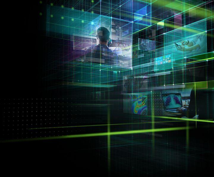 NVIDIA Quadro 虛擬資料中心工作站軟體將 Tesla GPU 伺服器變身為強大工作站