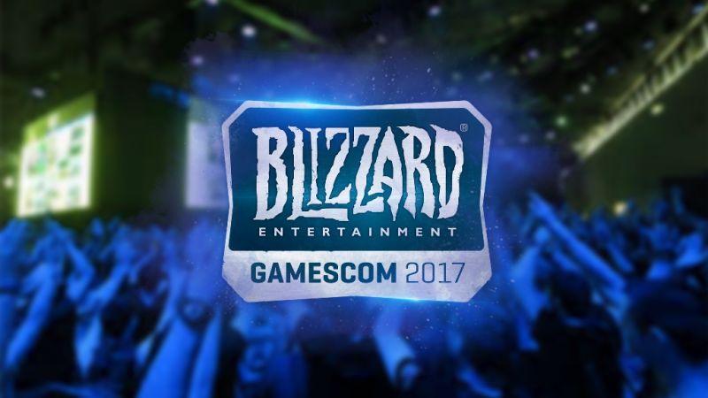 暴雪娛樂將於gamescom 2017 公開一系列全新遊戲內容