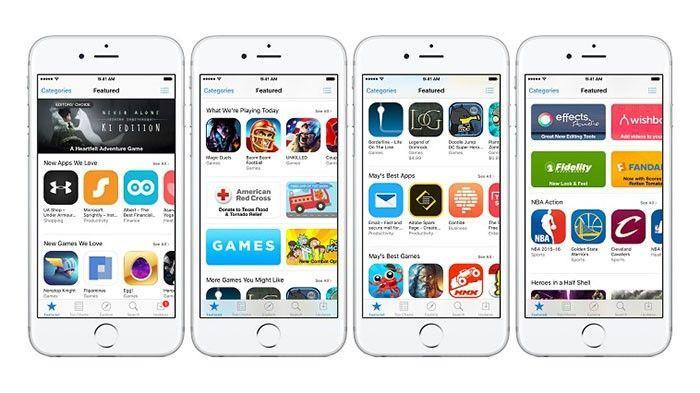 App Store上還有18.7萬個32位應用,未來將逐步下架