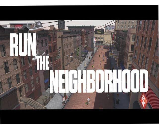 《NBA 2K18》的「鄰里地區」讓玩家以創新方式隨心所欲進行遊戲