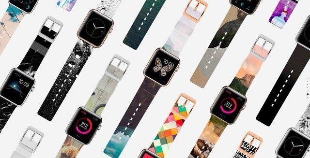 未來 Apple Watch 的錶帶可能有按鍵、感測器,甚至是觸控壓感等功能