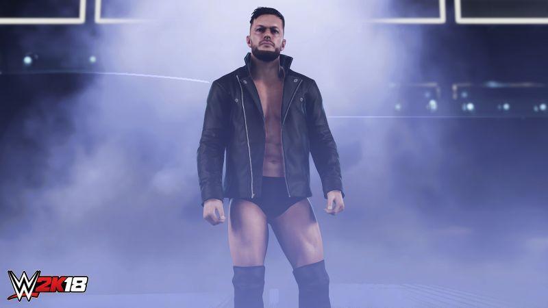 《WWE 2K18》公佈第三批超級巨星選手陣容