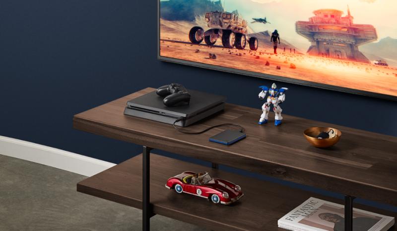 希捷最新PlayStation 4遊戲硬碟上市 容量升級玩更多