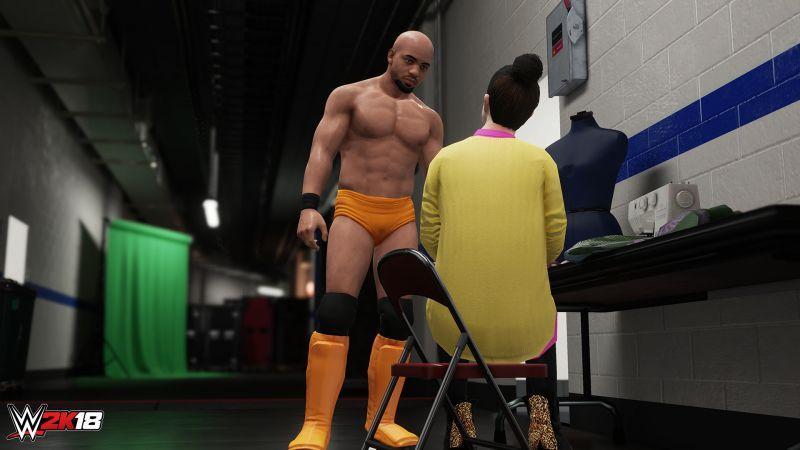 《WWE 2K18》公佈MyCAREER模式相關細節