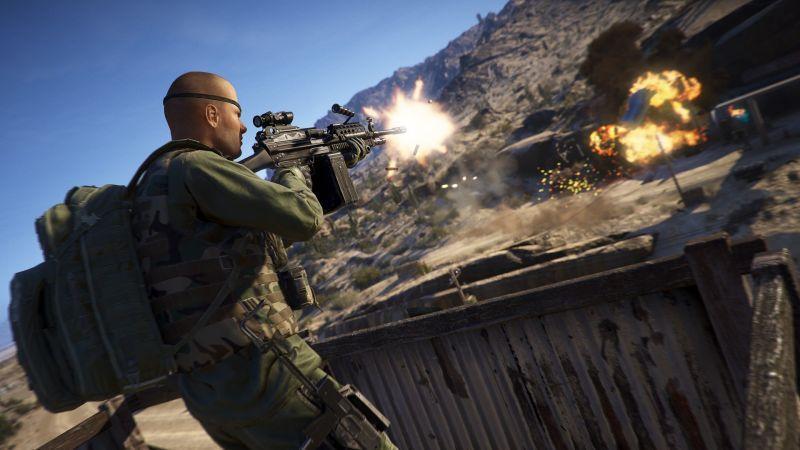 Ubisoft 宣布《火線獵殺:野境》PVP 模式 於9月21日展開公開BETA測試