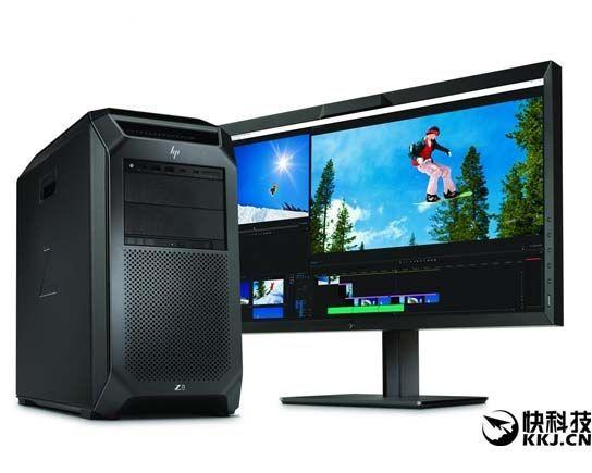 惠普HP升級最強工作站Z8/112線程、3TB記憶體