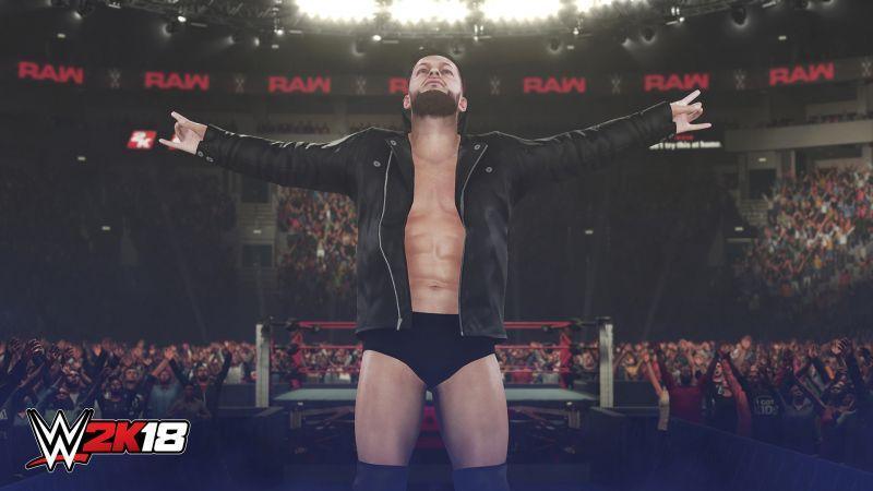 《WWE 2K18》釋出「頌歌」(ANTHEM)電視廣告並將在10月17日同步發售PC版