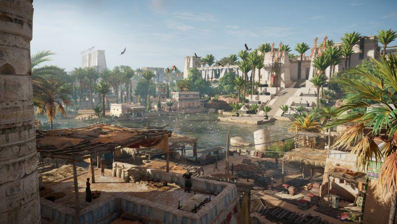UBISOFT 公布《刺客教條:古埃及》發現之旅
