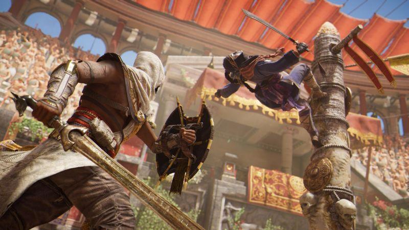 UBISOFT公布《刺客教條:起源》「兄弟會的誕生」遊戲實機預告片與Windows PC系統需求