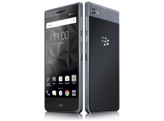 黑莓BlackBerry Motion手機發佈