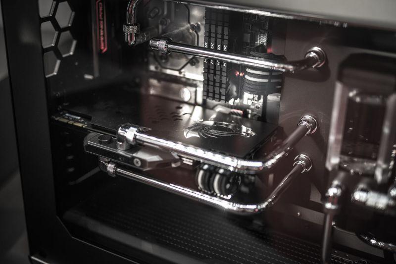 Hex Gear R80 Black/Silver final photos