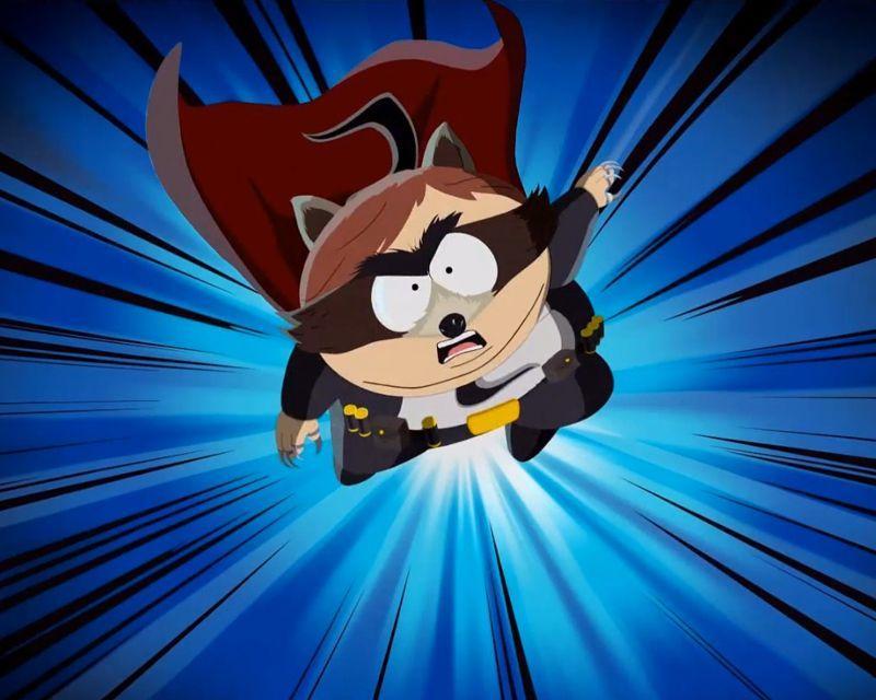 《南方四賤客:浣熊俠聯盟》 現已在 PS4、Xbox One 與 PC 推出