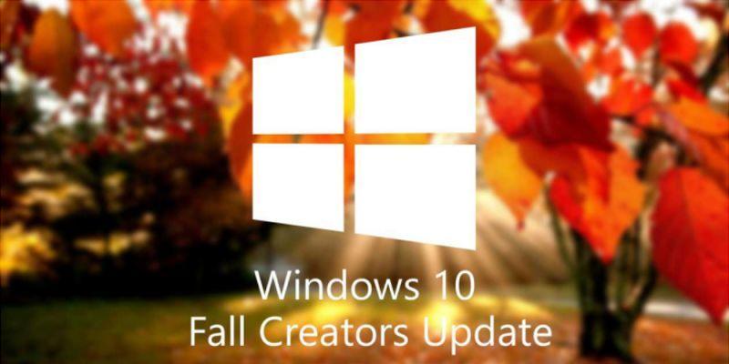 Microsoft 微軟 Windows 10 秋季創作者更新於今日正式上線