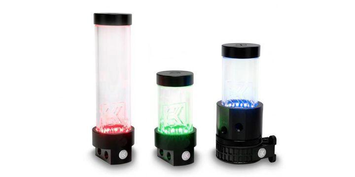 EKWB 推出新的 RGB-Lit 套件組
