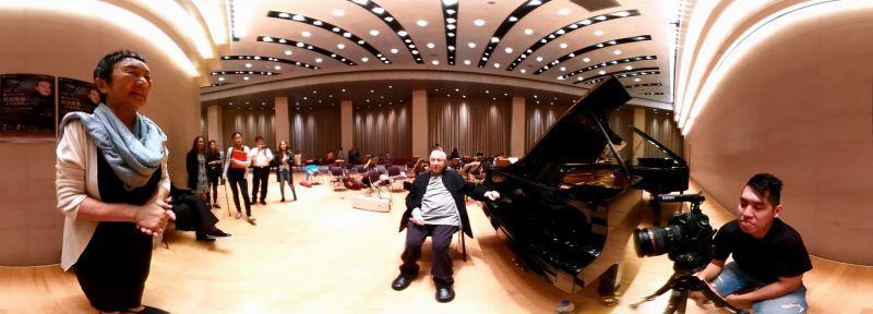 古典與科技全新結合 宏碁看準360°智慧應用市場 跨界合作2017台灣首場360°環景古典音樂會