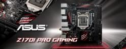 [XF] 小巧間見精華 ASUS Z170I PRO GAMING 電競主機板