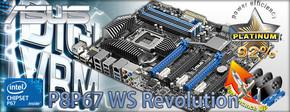[XF] ASUS WorkStation等級P67主機板,P8P67 WS Revolution 初體驗