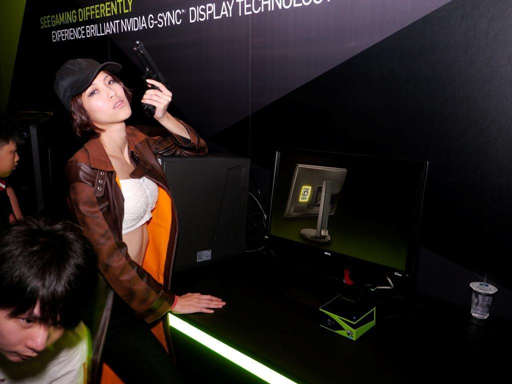 端午節遊戲界盛會-NVIDIA Gamer's Day火熱登場