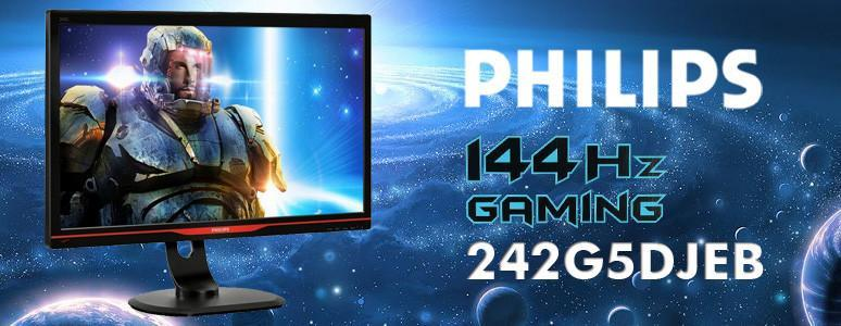 [XF] 電競取向不閃爍 Philips 242G5DJEB 144Hz Gaming LCD 評測