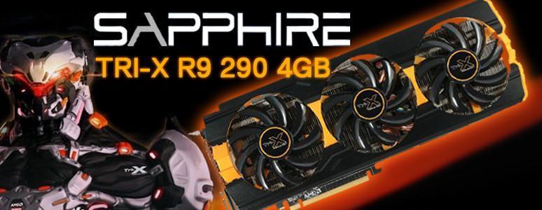 [XF] 高效低溫超靜音,三個願望一次滿足 Sapphire Tri-X R9 290 4GB