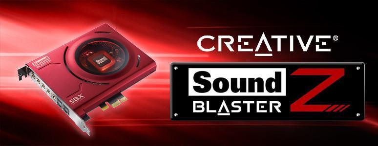[XF] 用料提升新勢Z - Creative Sound Blaster Z