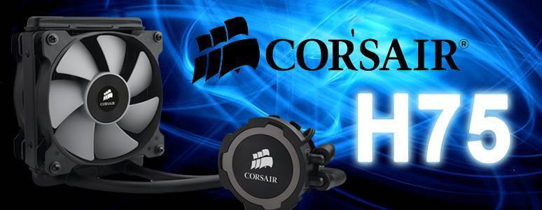 [XF] 高效雙風扇 控溫好幫手 CORSAIR H75水冷系統評測