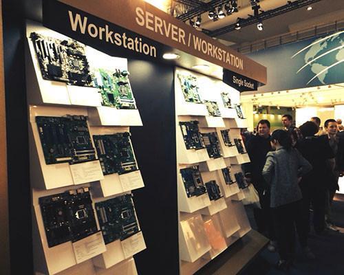華擎現身2014漢諾威電腦展,主推雲科技與伺服器新品!