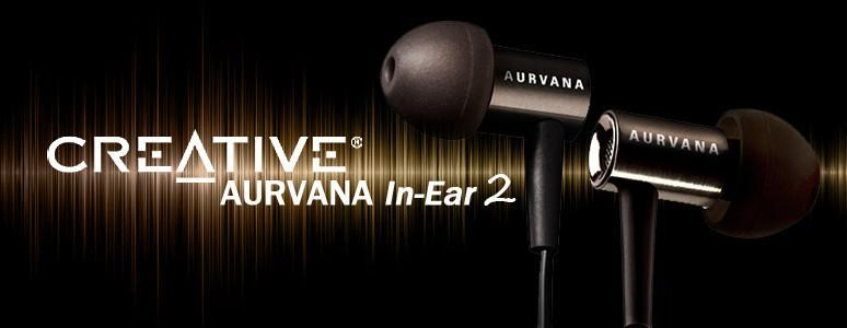 [XF] 人聲表現非凡 創新未來Creative AURVANA In-Ear2耳道式耳機