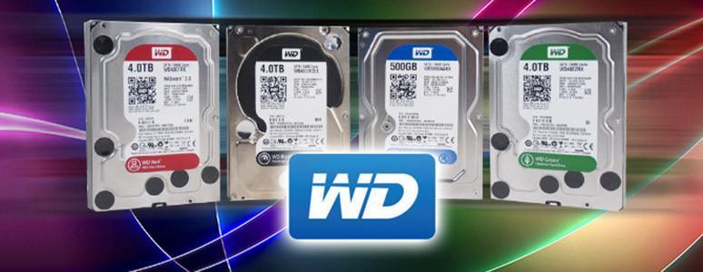 [XF] 市售四款WD 4TB硬碟開箱實測,知道WD各色硬碟它的特性與如何挑選嗎?