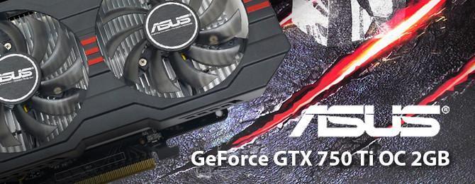 [XF] 羽量中階接班人 華碩 ASUS GeForce GTX 750 Ti OC 2GB