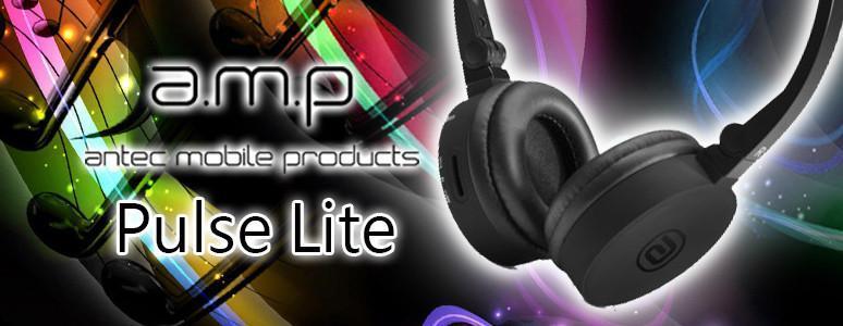 [XF] a.m.p無線藍牙耳機Pulse Lite新品上市 簡約時尚、輕巧隨身