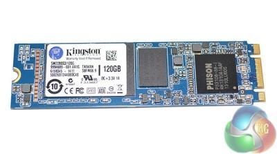 金士頓準備推出 Phison 控制器 SSD