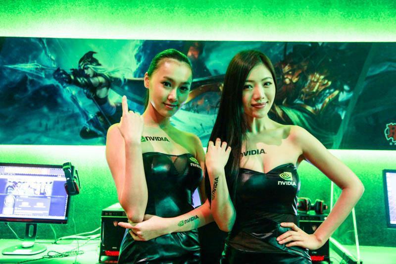 這次玩很大!! NVIDIA GAMER'S DAY! 端午節火熱登場!!