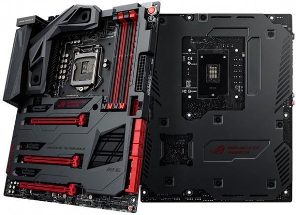 Computex 2014:華碩推出多款玩家國度(ROG)系列新主機板
