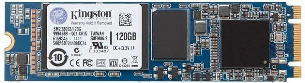 金士頓將于下周出貨首款採用M.2介面的固態硬碟