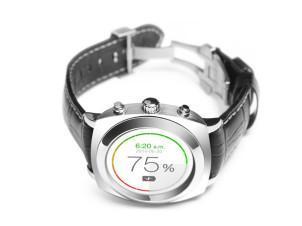 果殼公佈二代智慧手錶設計:改成圓形 9月上市