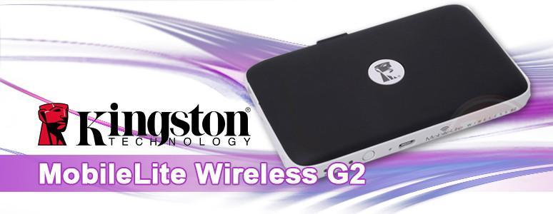 [XF] 隨身儲存新利器 Kingston MobileLite Wireless G2 無線讀卡機
