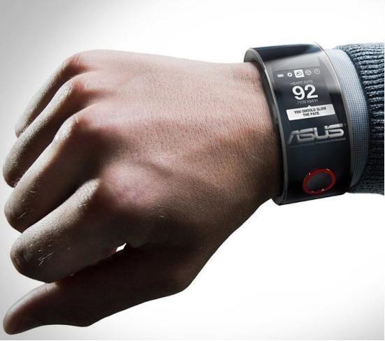 """華碩CEO:我們的智慧手錶將是""""英雄級""""產品"""