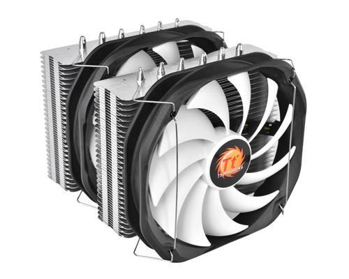 曜越全新Frio Silent 不干涉CPU散熱器系列 超凡散熱靜音效能 最佳化優質設計