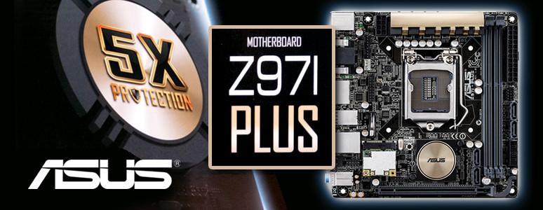 [XF] 鎔鑄Z97精華 展現ITX小巧風采 ASUS Z97I-PLUS 評測