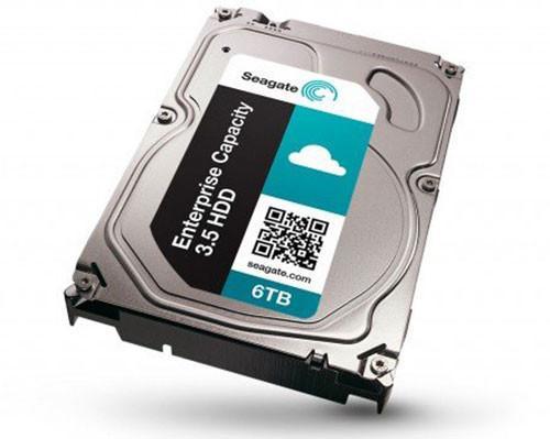 Seagate 6TB企業硬碟才開賣不久,更大的8TB又要來了