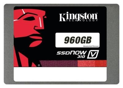 Kingston 推出 SSDNow V310 系列固態硬碟