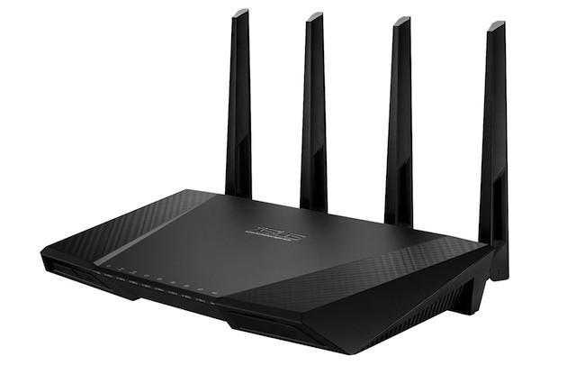 ASUS 端出世界最速(至少是現在)的 Wi-Fi 路由器 RT-AC87