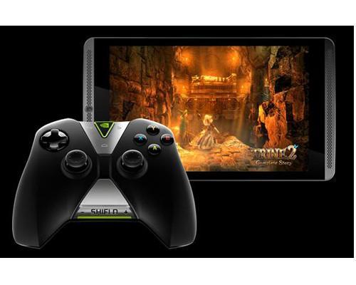 NVIDIA 為全球遊戲玩家打造最先進平板電腦