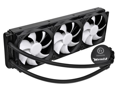 曜越頂級Water 3.0 Ultimate一體式水冷散熱器