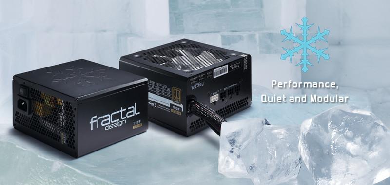 Fractal Design 推出全新INTEGRA M模組化電源系列